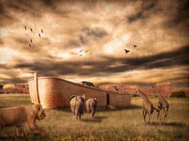 ark of Noah by robsonbatista