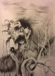 The Dead Hand by serialzero