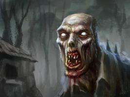 Zombie Speed 07 by elmisa