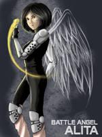 plasma angel by MYuee