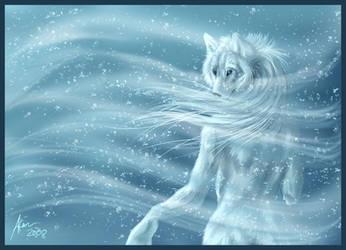 Snow Storm by Atan