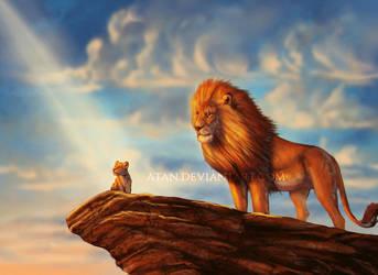 The future king by Atan