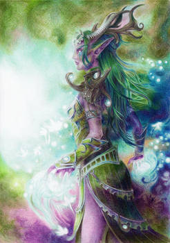Ysera by BrassDragon