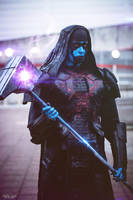 Ronan the Accuser - Guardians of the Galaxy by ShashinKaihi