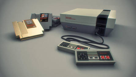 Nes All by ruebird