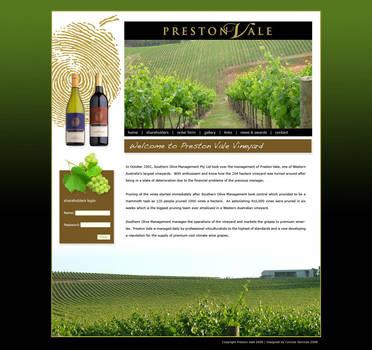 Vineyard Design by bushchicken100