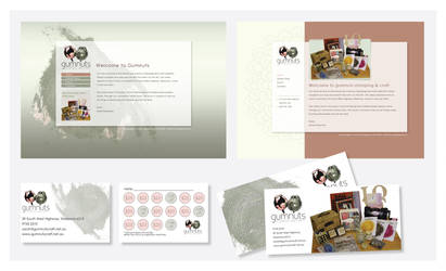 Gumnuts Project by bushchicken100