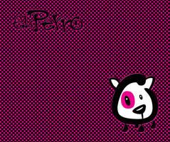El Perro mousepad by elperromamut