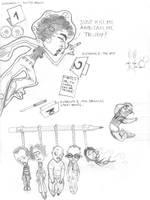 Sketch Strip 32 by elperromamut
