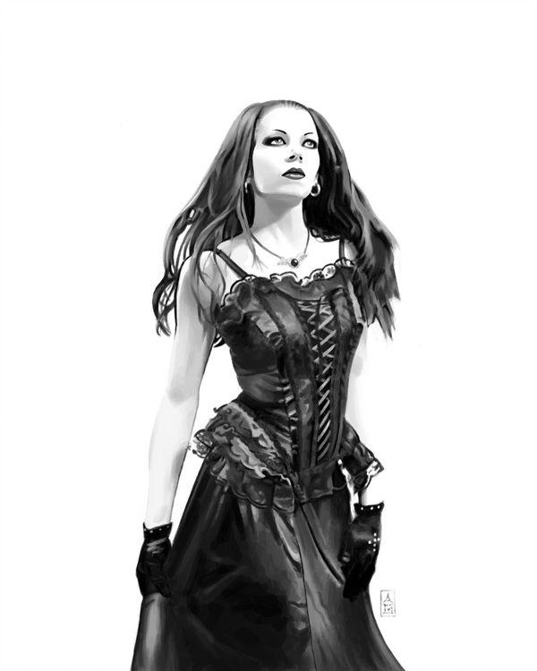 Goth by elperromamut