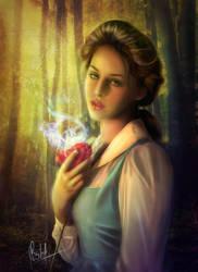 Belle by elfdust
