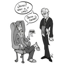 Jeeves on Taxes by ethan-c