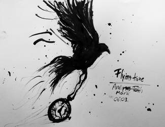 Flying time by arttothmark