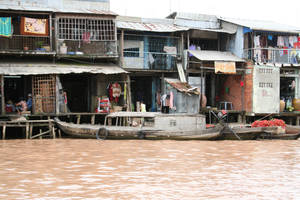 Mekong River 25 by raindroppe