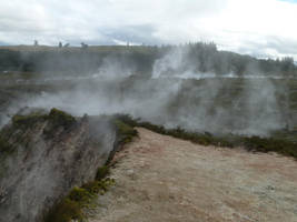 Geothermal Area 10 by raindroppe