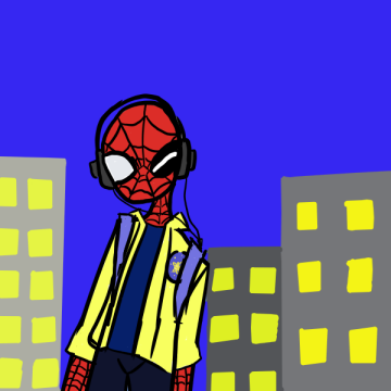 best spider boyo by CopperCoast