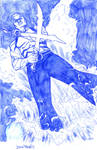 Aqualad Sketchy by 133art