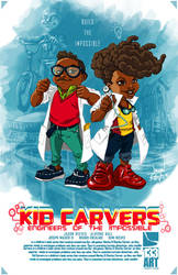 Kid Carvers by 133art