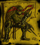 Ninja Scroll by 133art