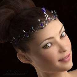Release: Tiaras 2 for Everyone (Poser) by kobaltkween