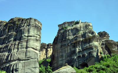 Meteora by nordfold
