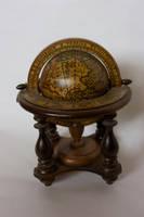 globe by bookscorpion