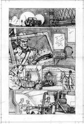 'Joe' page from iss.01 by saltares
