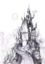 Chateau Hante by o-Sehaliah-o