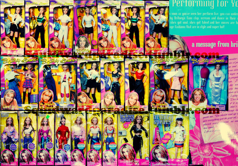 Britney Spears Doll Collection By Seanaustin23 On Deviantart