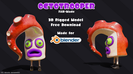 OctoTrooper - Free Download by MoiraMicole