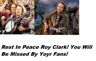 ROY clark by Lesbian-Tiffany