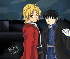 FMA - Package Image by Heza-chan