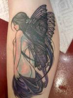 Dark Fairy by shinigami-sama