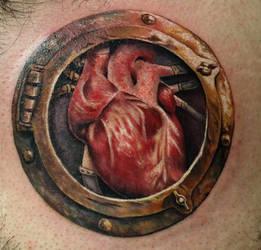 Steampunk Heart by shinigami-sama