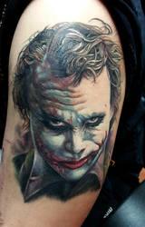 Joker Portrait by shinigami-sama