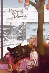 Happy Holidays 2018 by Yakalentos