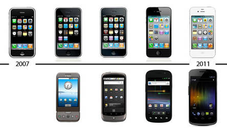 ios android by Linux4SA