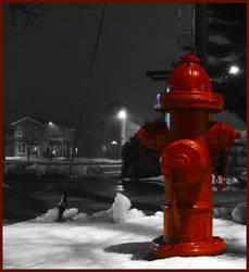 Hydrant by mygreymatter