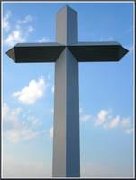 Big Effing Cross 2 by mygreymatter