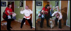 Martial Artist Fail by mygreymatter