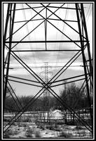 Power Lines by mygreymatter