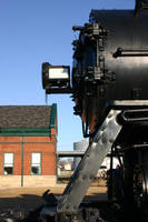 Depot and Train Snout by mygreymatter