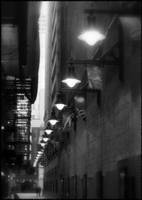 Alley Lights by mygreymatter