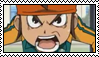 .::Stamp - RageFace!Endou::. by ChicaTH