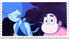 - Stamp: Lapis and Steven. - by ChicaTH