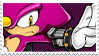 - Stamp: Espio the Chameleon. - by ChicaTH