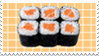 - Stamp: Sushi. - by ChicaTH