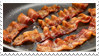 - Stamp: Bacon. - by ChicaTH
