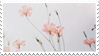 - Stamp: Delicate flowers. - by ChicaTH