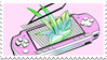 - Stamp: PSP and plants. - by ChicaTH
